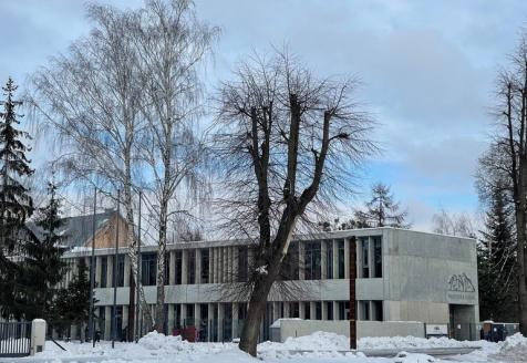 Vaikų darželio vidaus apdailos darbai Kaunas  2017m