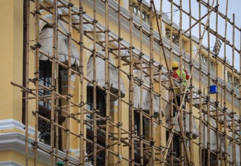 Senų pastatų renovacija